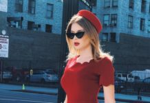 Renee Olstead – Photoshoot for Unique Vintage Clothing