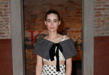 Rooney Mara – Miu Miu Women's Tales Dinner at the 76th Venice Film Festival
