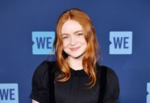 Sadie Sink – WE Day New York 2019