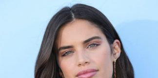 Sara Sampaio – Michael Kors Fashion Show in NY