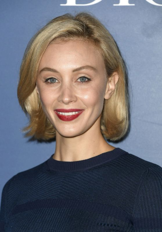 Sarah Gadon – The HFPA and THR Party in Toronto