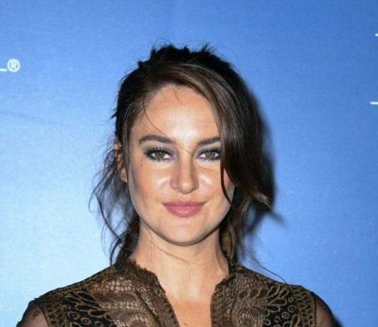 Shailene Woodley – The HFPA and THR Party in Toronto