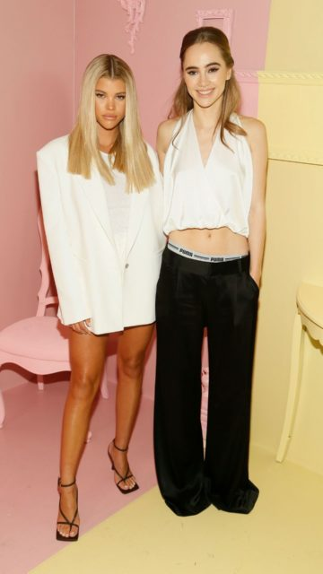 Suki Waterhouse – Alice + Olivia by Stacey Bendet Fashion Show in NYC