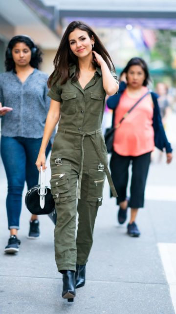 Victoria Justice Street Style