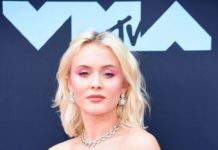 Zara Larsson – 2019 MTV Video Music Awards in Newark