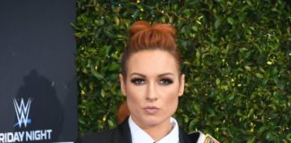 Becky Lynch – WWE 20th Anniversary Celebration in LA