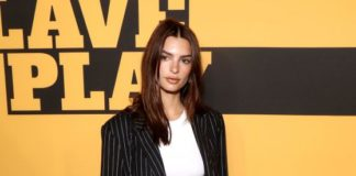 "Emily Ratajkowski – ""Slave Play"" Opening Night in New York"