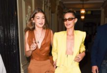 "Gigi Hadid and Bella Hadid – ""The Americans in Paris"" Event in Paris"