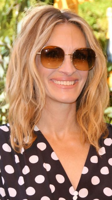 Julia Roberts – Veuve Clicquot Polo Classic in LA
