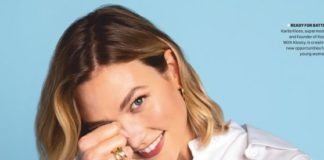 Karlie Kloss – Entrepreneur USA October 2019 Issue