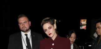 Kristen Stewart – BFI London Film Festival