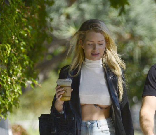 Lottie Moss – Street Style – Los Angeles