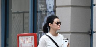 Lucy Hale – Out With Elvis in NYC