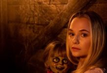 """Madison Iseman – """"Annabelle Comes Home"""" Promoshoots 2019"""