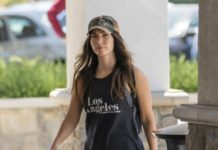 Megan Fox – Shopping in LA