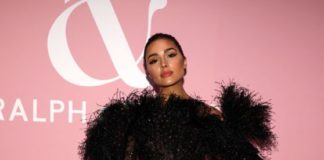 Olivia Culpo – Ralph & Russo Fashion Show in Paris