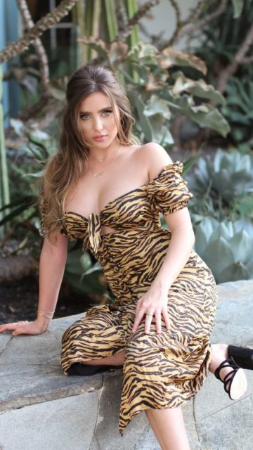 Ryan Newman – Photoshoot in Los Angeles, September 2019