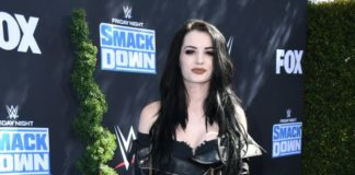 Saraya-Jade Bevis – WWE 20th Anniversary Celebration in LA