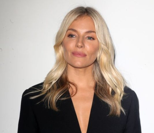 Sienna Miller – La Mer by Sorrenti Campaign Launch in New York