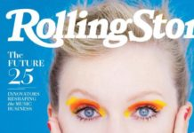 Taylor Swift – Rolling Stone October 2019 Issue