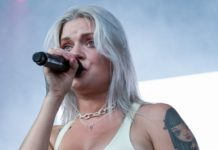 Tove Lo – Performing in Gothenburg