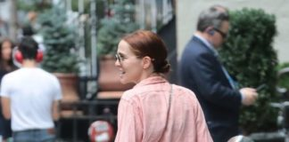 Zoey Deutch – Out in NYC