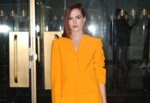 Zoey Deutch – Outside the Today Show in New York City