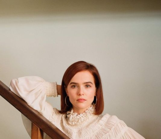 Zoey Deutch – The Edit by Net-A-Porter October 2019
