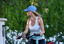Kelly Rohrbach Cycling in Brentwood