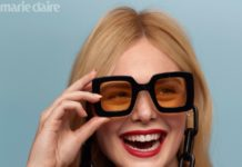 Elle Fanning In Marie Claire Magazine February 2020 Photos