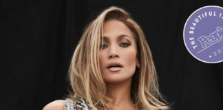 "Jennifer Lopez – PEOPLE Magazine's 30th Anniversary ""Most Beautiful"" Issue"
