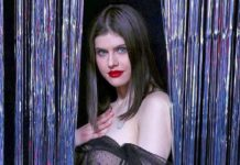 Alexandra Daddario Looks Out On Social Media