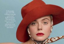 Elle Fanning In Marie Claire Australia June 2020 Issue