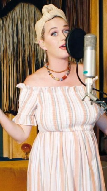Katy Perry In Shein Together Virtual Festival
