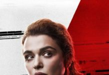 "Rachel Weisz In ""Black Widow"" Poster"